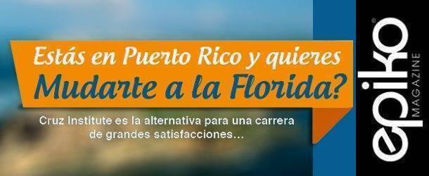 Estás en Puerto Rico y quieres  Mudarte a la Florida?