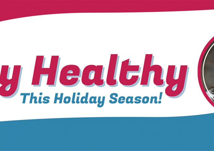 Stay Healthy this Holiday Season