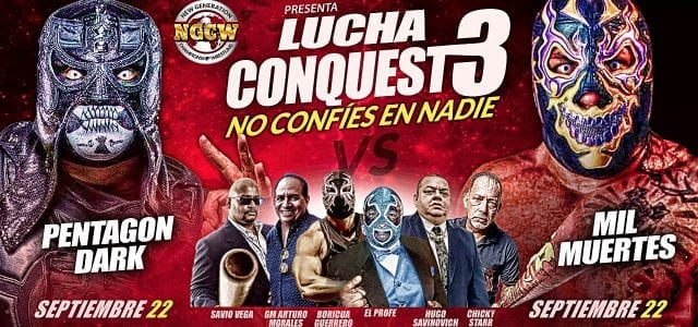Lucha Conquest 3